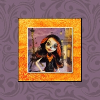Monster High Printable Scrapbook ~ Skelita