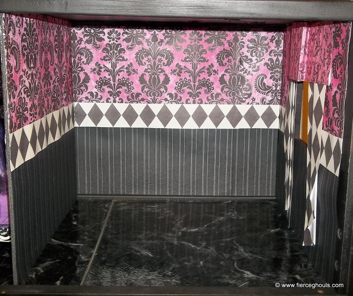 Monster High C.A.Cupid's Room