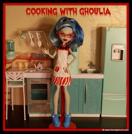 Cooking With Ghoulia Yelps