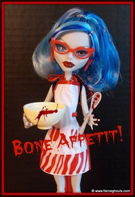 Bone Appetite Ghoulia Yelps