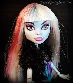 Fierce Ghouls Monster High Doll Giveaway